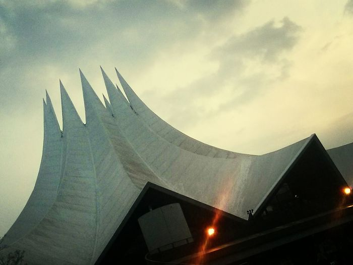 Concrete Lovers Architecture Into The Sky The Architect - 2014 EyeEm Awards