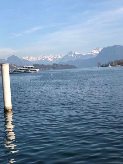 Boat Lakeside