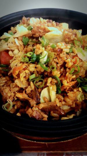 咖哩牛肉炒飯 Chinese Food Gourmet Fried Rice