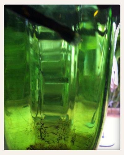 Through Green Glass, Darkly