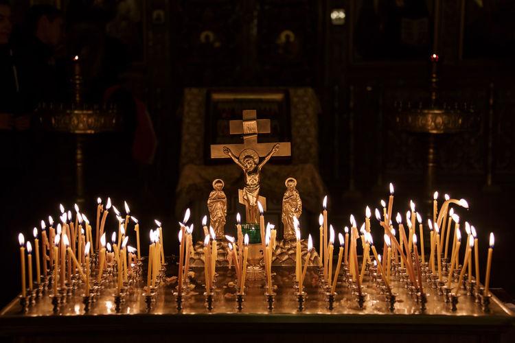 Altar Burning