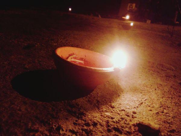 Divali Deepavali  Diwali Deya Deeya Diya Claypot Darkesthour Goodoverevil Lightoverdarkness Prosperity Hinduism Trinidad And Tobago Indian Light And Shadow Golden Hour