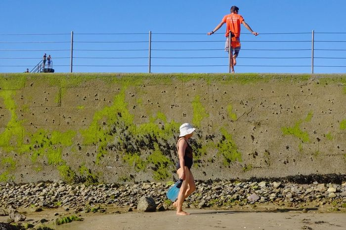 Beach life... Summer Capture The Moment Life Is A Beach Beach Street Life On The Way Colour Of Life Swimming Pool Color Palette Orange Eyeemphoto