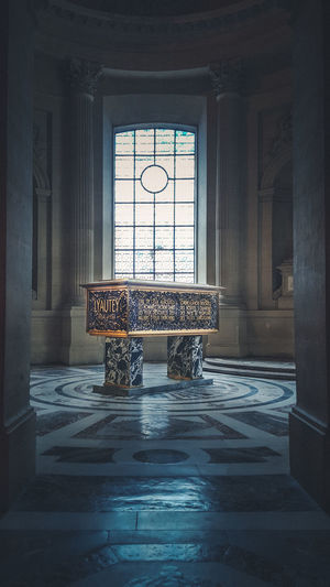 RIP Architecture Indoors  Window Built Structure Day Building Flooring No People History The Past Nature Domestic Room Old Architectural Column Art And Craft Sunlight Pattern Empty Spirituality Tiled Floor