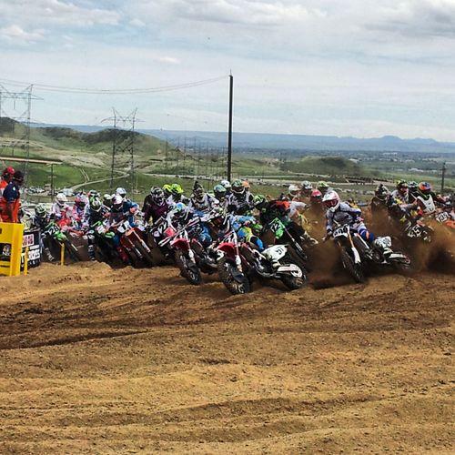 1st Turn MX Nationals Dirt Bikes