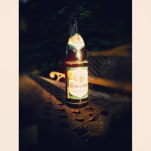Neni nic lepsiho nez grilovani a Svijany :) Beer Svijany Grill Summer fun happy chill