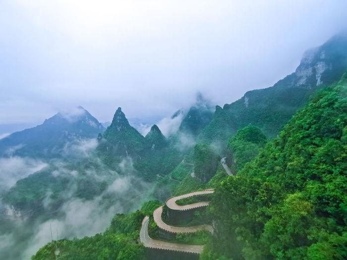 Zhangjiajie chaina