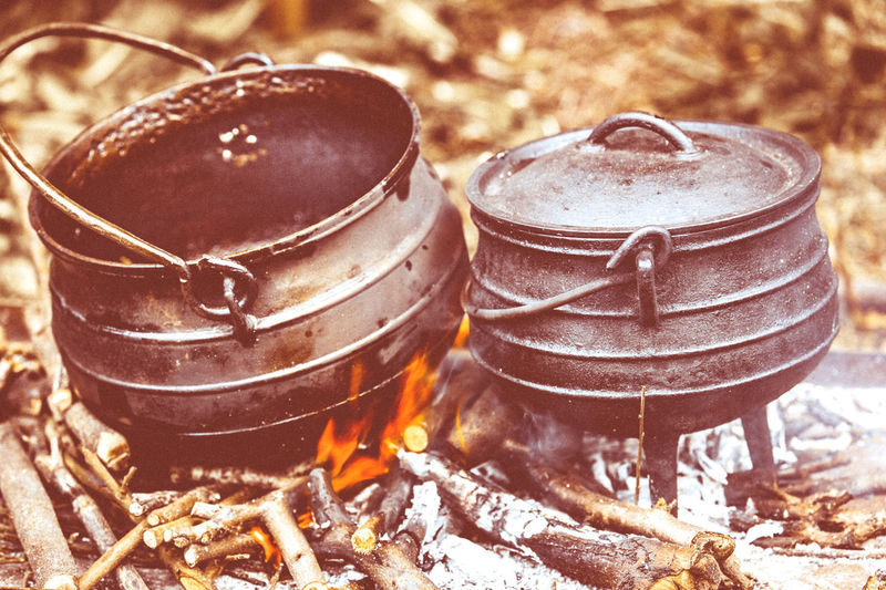Blackened Cooking Pot On An Open Fire Cooking Cooking Pots Flame Flames George Washington Sulgrave Manor Ancestral Home Ashes Banbury Blackened Close-up Cooking Pot Day Fire Heritage Logs Metal No People Open Fire Outdoors Pot Pots