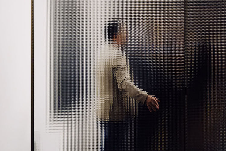Blurred people in Milan Blurred Contemplation Curiosity Curtain Fujifilm X-t20 Fujifilm_xseries Glass - Material Hiding Interior Pattern Street Photography Streetphotography Unrecognizable Person Wall - Building Feature Window Visual Creativity Focus On The Story Creative Space The Street Photographer - 2018 EyeEm Awards #urbanana: The Urban Playground The Modern Professional A New Perspective On Life Human Connection Capture Tomorrow Redefining Menswear 17.62° Analogue Sound