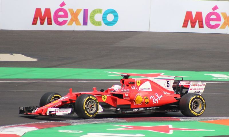 F1Mexico Mexico Speed Car Granprix No People Outdoors Day F1Mexico Racecar 2017