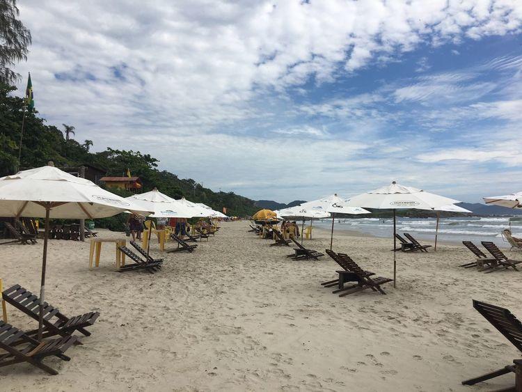 Florianópolis - SC Beach Summer Beauty In Nature First Eyeem Photo praia do matadeiro