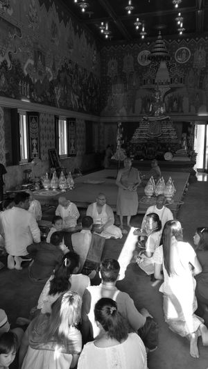 Monochrome Photography Arts Culture And Entertainment People Person Large Group Of People Black And White Indoors  Architecture Cultures Nature