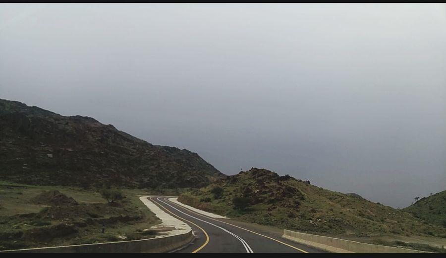 Mountain Landscape BAHA Highway Nature