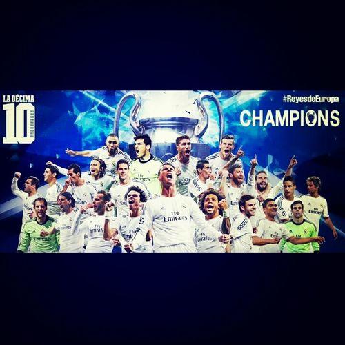 Hala Madrid I Love Real Madrid ♥♥ Real Madrid A Por La Decima