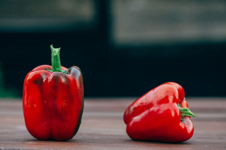 Paprika Healthy Eating Red Food And Drink Food Freshness Wellbeing Vegetable Pepper Paprika Red Bell Pepper Table Bell Pepper Vegetarian Food Organic Food Countryside