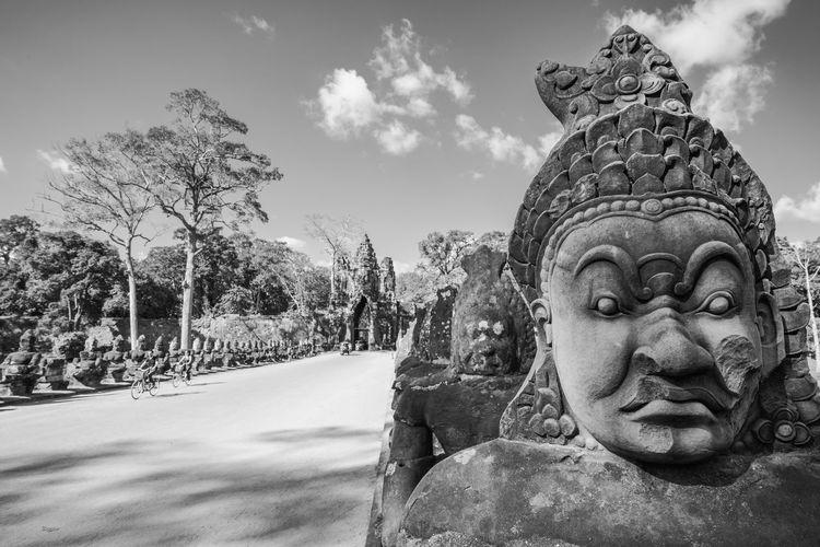 Angkor Human