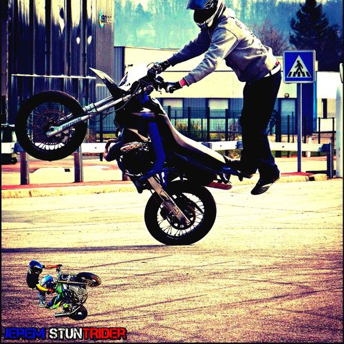 Stuntriding is not a crime ❤️