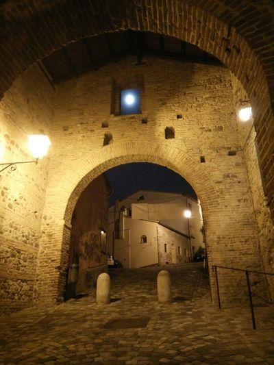 Romagna Centro Storico Luna Notte EyeEmNewHere