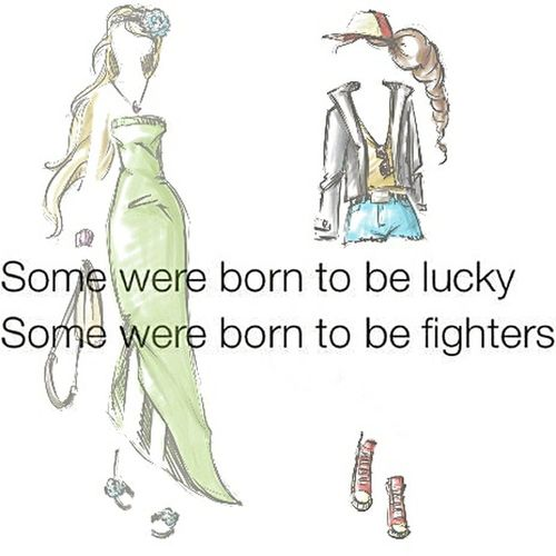 Quotes So True Lucky Fighter Life Grateful