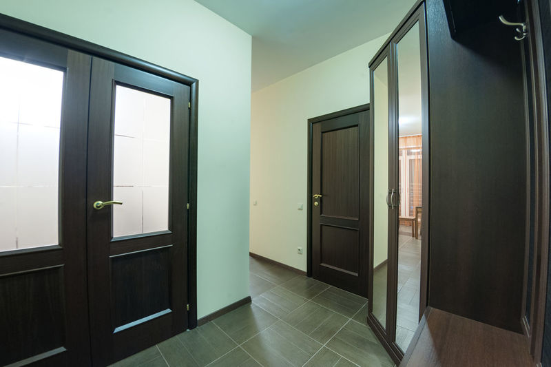 Entrance Door Indoors  Architecture Flooring Building Home Interior Domestic Room Tile No People Tiled Floor Modern Built Structure Bathroom Doorway Arcade Corridor Glass - Material Open Illuminated Clean Entrance Hall Apartment Luxury