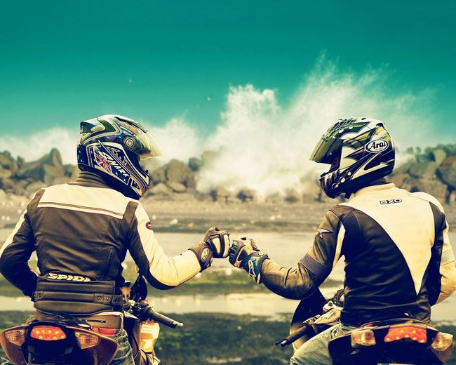 biker Amity