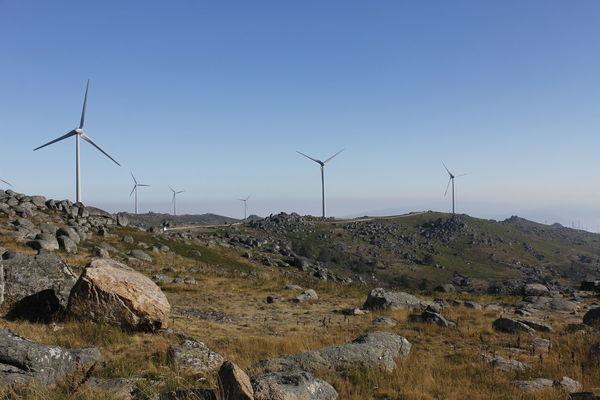 Enercon Energy Landscape Portugal Wind Windturbine Windturbineblade Windturbines