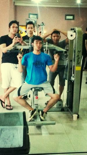 Fitness time at dessy Fitness Model