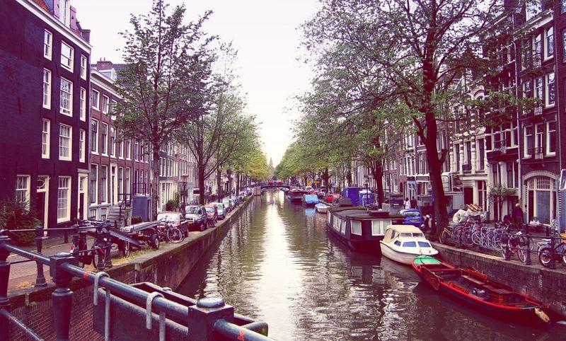 Amsterdam in 3 days ❤️