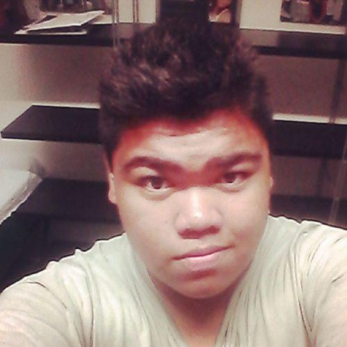 Late Selfie! 11:00 PM ?✌✋ Selfie Lateselfie Nightselfie Filipino pinoyasian