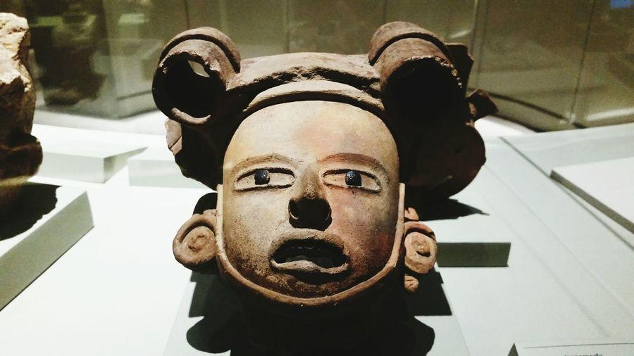 EyeEm Selects Statue TheWeekOnEyeEM Travel Arts Culture And Entertainment Exposition EyeEmNewHere Monterrey N.L. History Mexico PrehispanicEra The Week On EyeEm