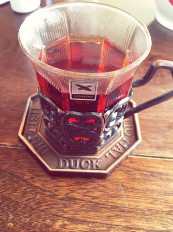 my favorite tea set♡