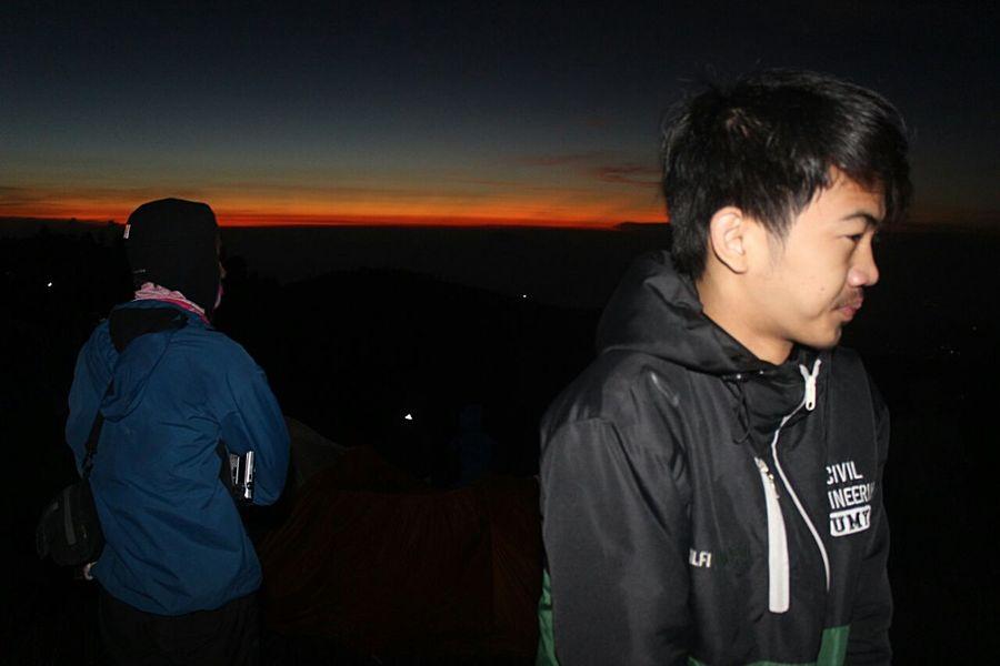 Sunrise Mtprau INDONESIA Nature Photography