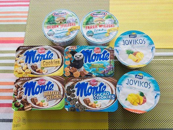 Zakupy Shopping Auchan Bielany Wrocławskie Wrocław Monte Serek Wiejski Grecki Market Supermarket Jedzenie Food Instafood Nowości New Foodporn Deser Dessert Delicious Yummy Polishgirl Poland Home homesweethomelikeforlikel4lf4f