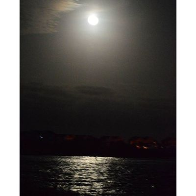 Super moon Kentisland Easternshore Maryland Niceview nightlife nikonphotography nikon