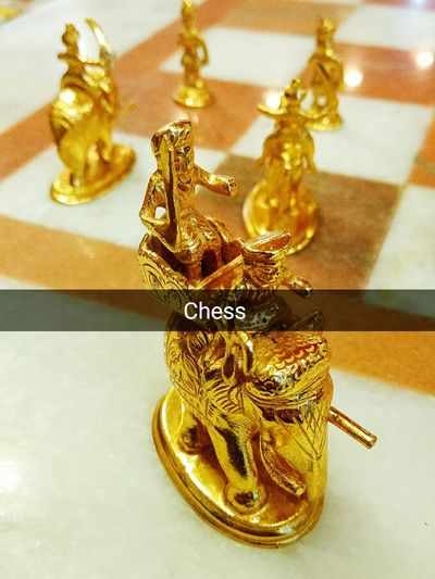 Chess Mind Games