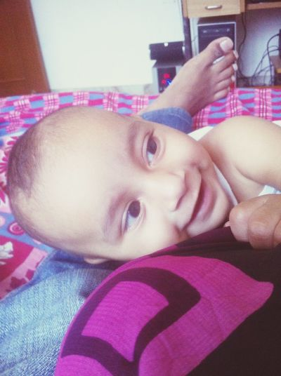 Cute Baby Cute Boy Kukki Tiger Lakshya My Baby Boy ❤ Cute Smile