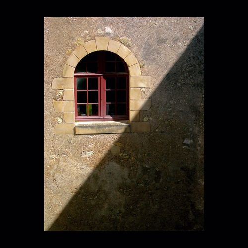 Ombre. Light And Shadow Window Shadow Amboise