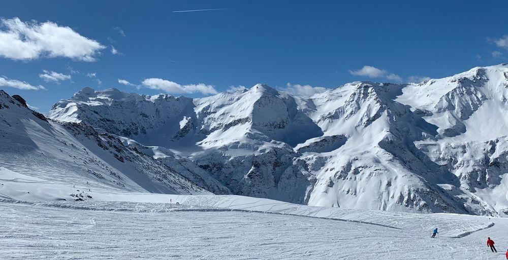 Skiers Skier