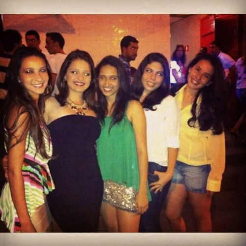 Aoww potências ;p hahaha Cervet Friends Girls Cervejada medvet party smile