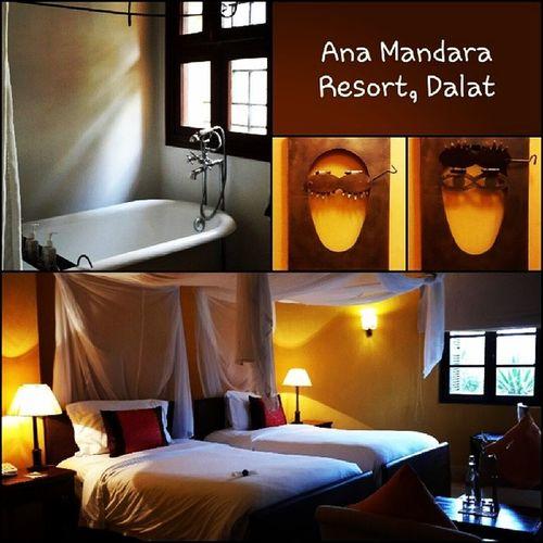 Stay here for tonight Ana Mandara Villa Resort Dalat
