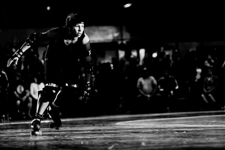 Living Bold Roller Derby Strobist Blackandwhite Canon 5D Mark III Sports Photography Women In Sports Athletes Wftda EyeEm Best Shots
