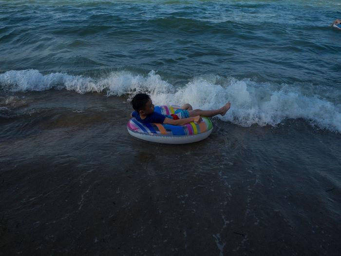 Water Childhood