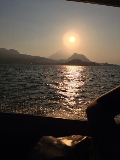 Lago De Atitlan