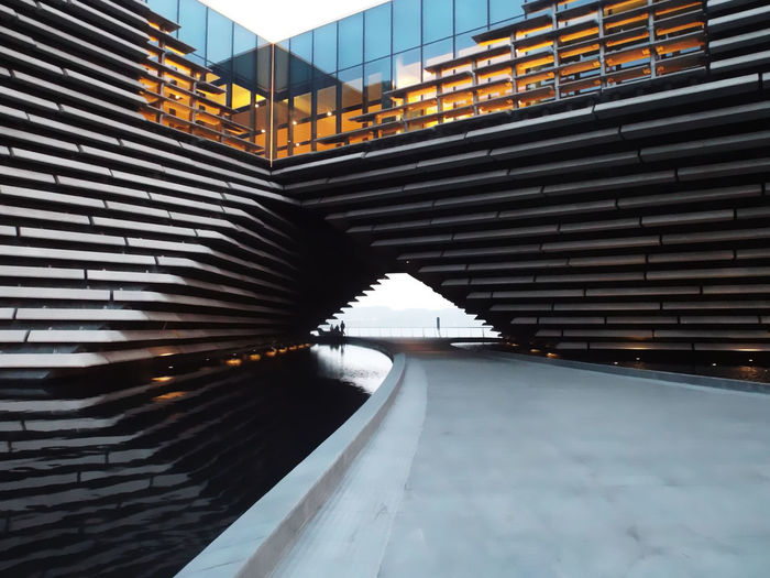 V&A building Dundee designed by Kengo Kuma Different Angles Architecture Built Structure Design Structure Modern Architecture Museum Of Modern Art Educational Interior Design Exterior Design Kengo Kuma