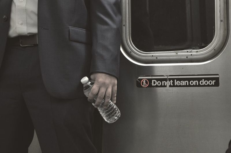 lean💎 Public Transport Journey Subway Station Subway Subwayphotography Metro Station Metro Waterbottle