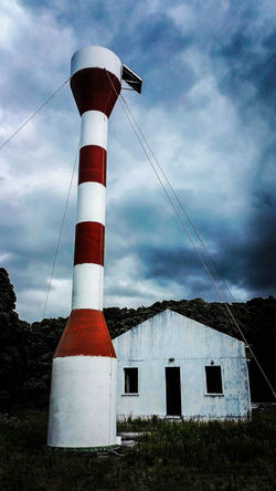 Abandoned Abandoned Buildings Architecture Azores Cloud - Sky Eye4photography  EyeEm Best Edits EyeEm Best Shots EyeEm Gallery EyeEmBestPics Hidden Gems  Hiking Lighthouse Low Angle View Nature Outdoors Overcast Showcase July Sky Terceira Weather
