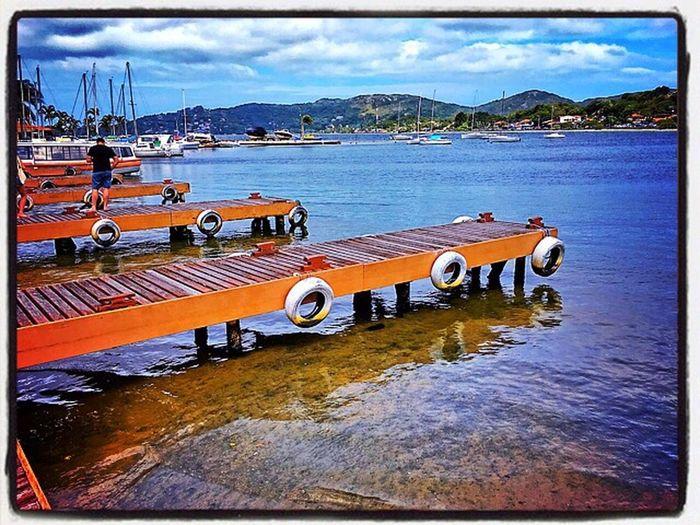 The Lagoon in Florianópolis /Brazil Water Transportation Nautical Vessel Florianópolis Florianópolis Brasil Florianópolis - SC Reflection Lagoon Brazil Eye4photography  EyeEm Gallery