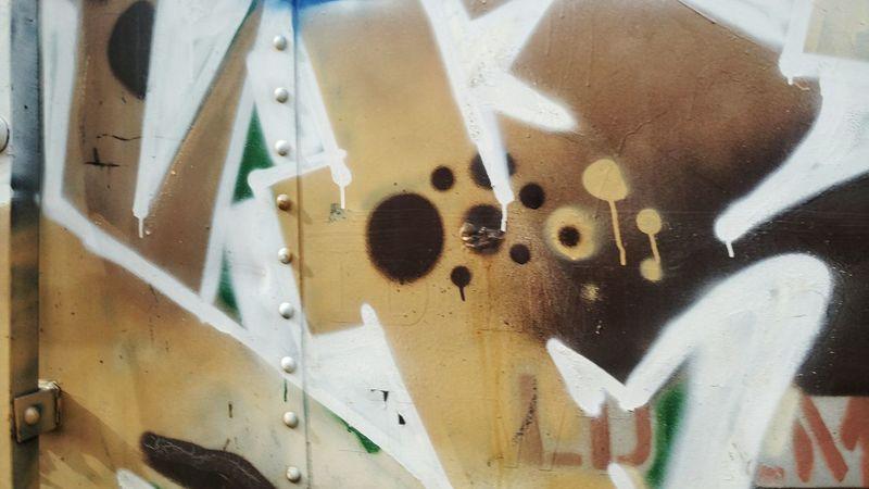 Close-up Spray Paint Street Art Graffiti ArtWork