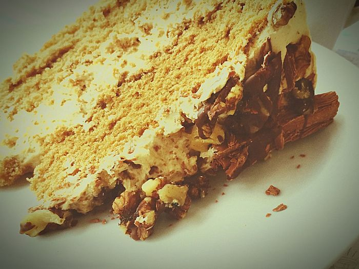 Cake Coffeandwalnut Moist Bestcakesever Tenthholesouthsea Indulgence Baking SoSatisfying