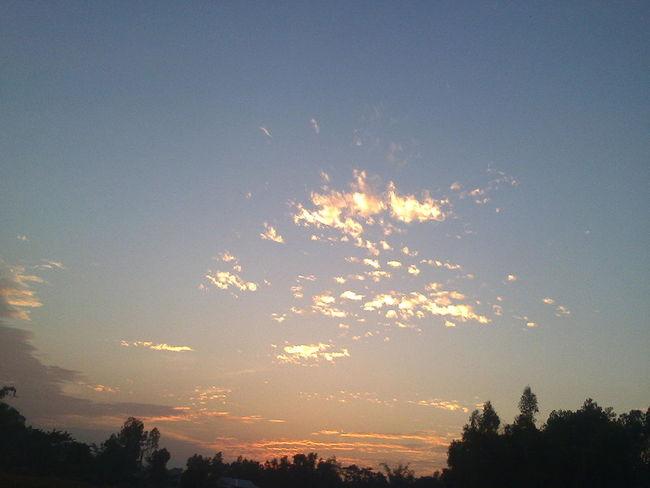 Sky of sreemangal